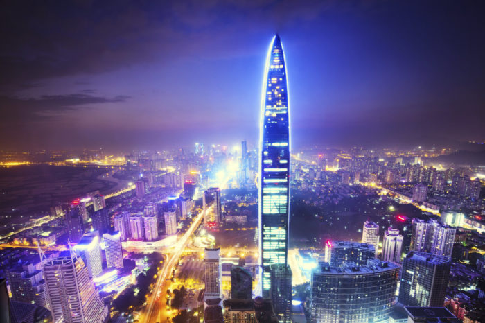 Hackerfarm Shenzhen Tour