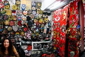 Hackerfarm Shenzhen Tour Fabric Market Chungda Guangzhou