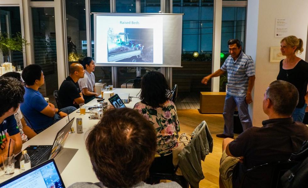 Hackerfarm Agriculture and Technology Meetup Vol 1 – FarmLab